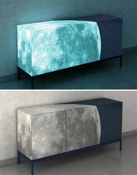 Light Furniture by Glow In The Home Furniture Lights Up Nights Urbanist