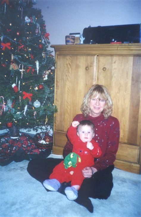 john hayes photo album page 8 christmas 2000