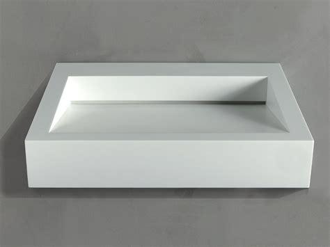 corian aufsatzwaschbecken rechteckiges h 228 nge waschbecken aus corian 174 gap to wall 04