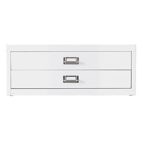 A3 Filing Cabinet New Spencer Desktop 2 Drawer Office Filing Storage Cabinet A3 White With Ebay