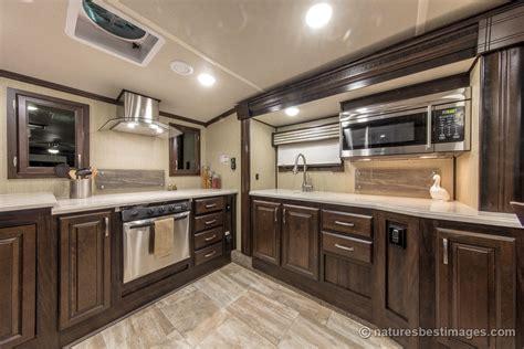 2018 luxury front kitchen fifth wheel model 386fk ebay