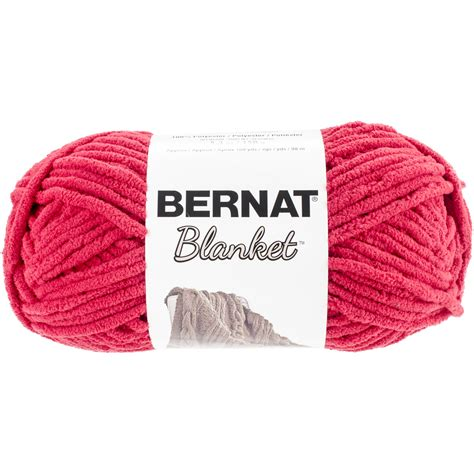knitting warehouse free shipping bernat blanket yarn cranberry 5 3oz