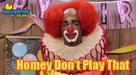homie the clown in living color homie the clown quotes quotesgram