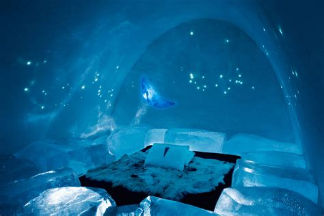 best ice cooler in the world the world s best ice hotels where the rooms are as cold as
