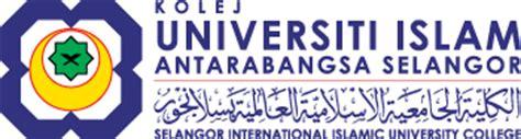 Offer Letter Kuis College College Islam Antarabangsa