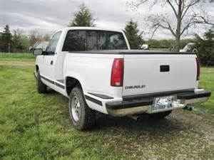 sell used 1989 chevy scottsdale sportside truck step side