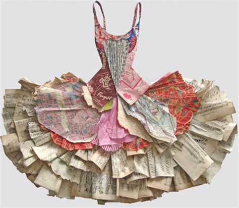 How To Make A Paper Dress To Wear - aimless 2011 with purpose just another