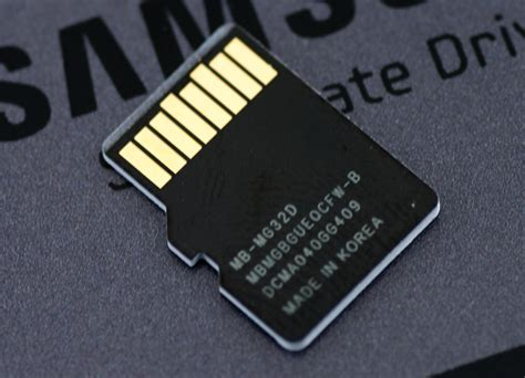 Microsd Samsung 32gb samsung microsd pro 32gb memory card review mb mg32da am storagereview storage reviews