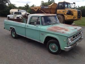 1969 Dodge Truck 1969 Dodge 100 Truck Original Paint Patina 318