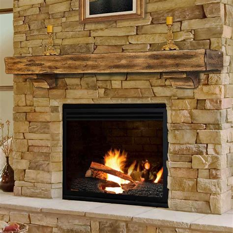 Best Wood To Use In Fireplace by Wood Fireplace Mantel Shelves Fireplace Designs