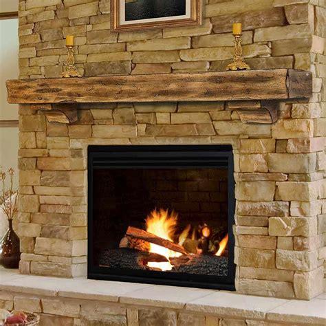 wood fireplace mantel shelves fireplace designs