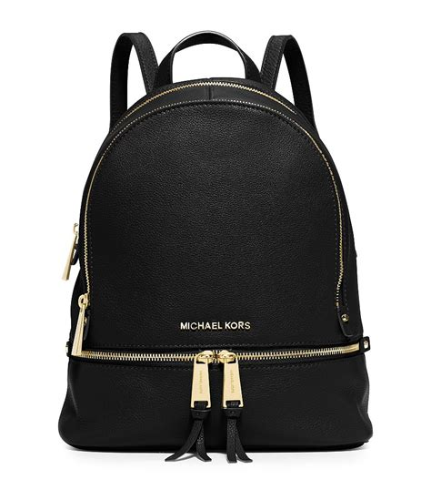 Michael Kors Rhea Backpack michael michael kors rhea zip small backpack dillards