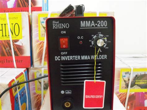 Mesin Las Kentaro 200a Travo Las 200a Trafo Las 200a 1 toko kpa trafo las black rhino mma 200a