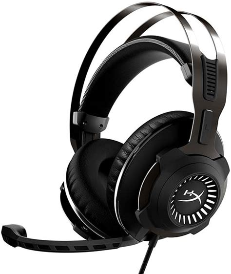 Headset Hyperx Revolver S hyperx cloud revolver s headset comes out with guns blazing the tech report