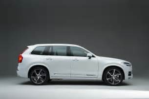 Volvo Xc90 Length New 2015 Volvo Xc90 Specs And Exclusive Pictures Pitstop