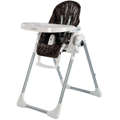 Perego High Chair by Prima Pappa Zero 3 High Chair Peg Perego Junior Baby