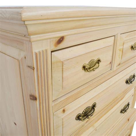 raw wood dresser 66 off link taylor link taylor raw wood tiered six
