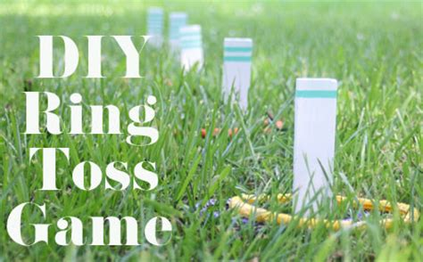 diy ring toss game  graphics fairy