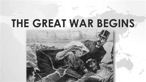 The Great 1 the great war begins 2