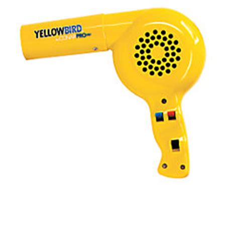 conair yellow bird dryer hair care forum