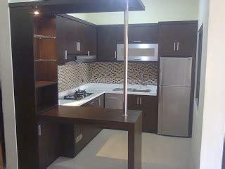 desain dapur minimalis dengan mini bar tiga desain dapur mini bar tempat kumpul bersama keluarga