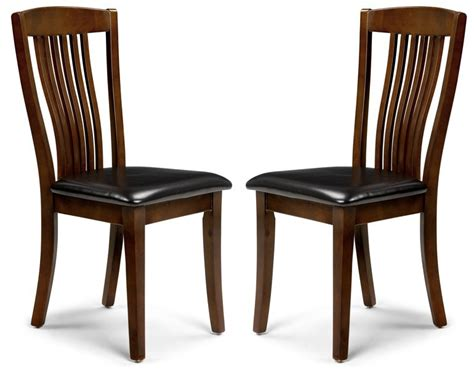 canberra mahogany dining chairs sale now on your price