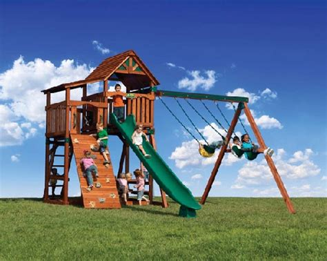 swing sets charlotte nc charlotte playsets has beautiful redwood swing sets for