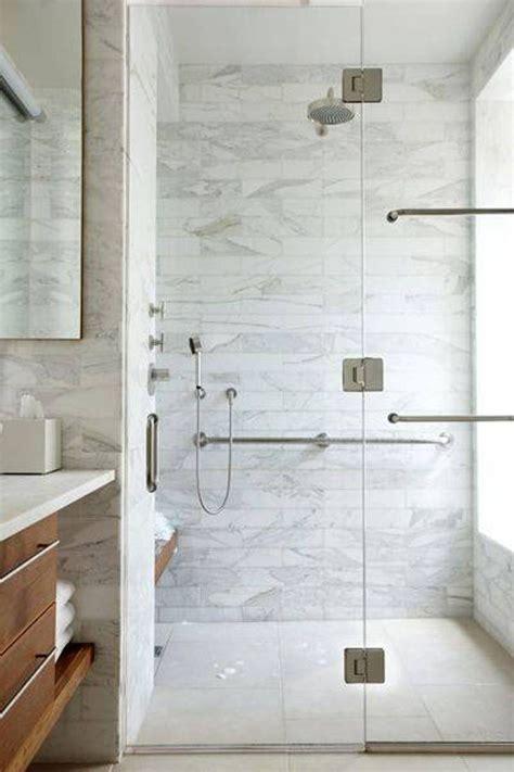 towel bars for tile walls bathroom bathroom marble tile in shower walls walk in