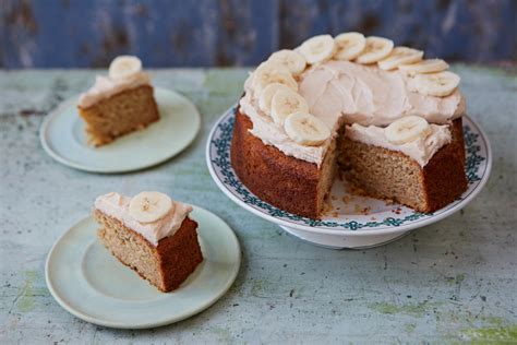how to make cakes how to make banana cake oliver features