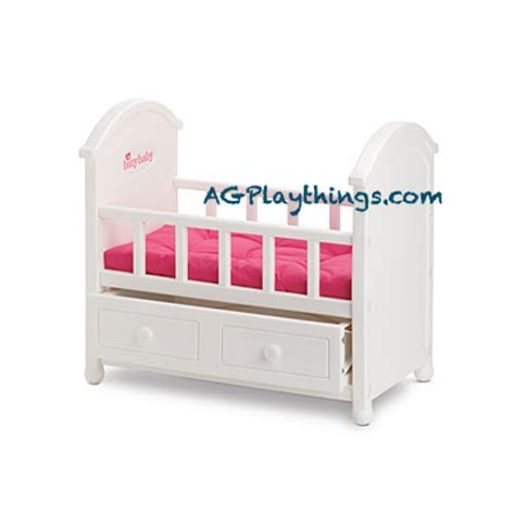 bitty baby bed bitty baby crib bitty baby s new crib marlee american bitty baby sweet dreams crib
