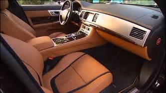 2012 jaguar xf interior youtube
