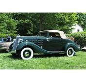 1934 Hudson Eight Special LT Convertible Coupe Photo