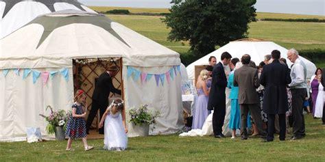 Wedding Yurts by Yurts For Weddings Yurts For