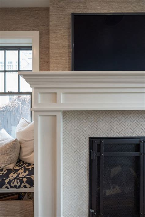 refacing brick fireplace with ceramic tile 352 best warm and toasty images on fire places
