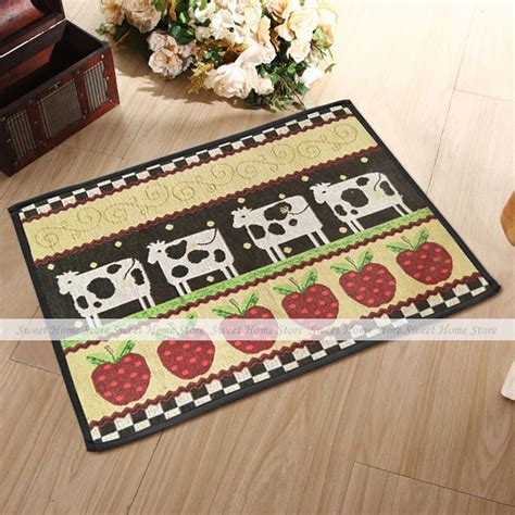popular apple kitchen rugs buy cheap apple kitchen rugs - Country Kitchen Rugs