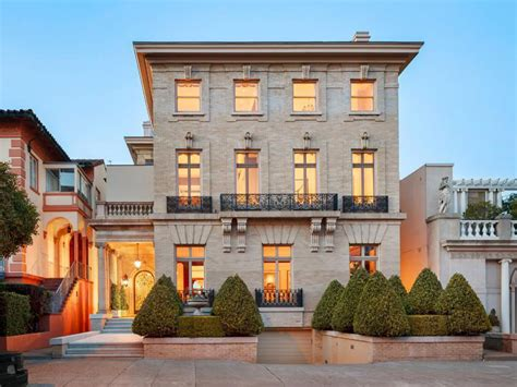 san francisco s hellman mansion on market for 14 9