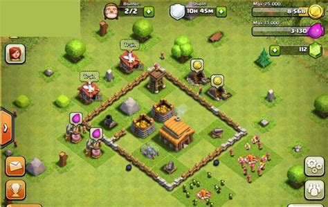 clash of clans layout strategy level 3 clash of clans builder best town hall 3 layouts heavy com