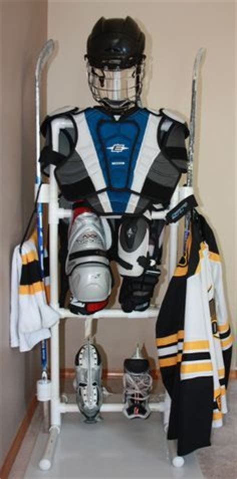 Hockey Equipment Storage Rack by 17 Best Ideas About Hockey Gear On Used Hockey