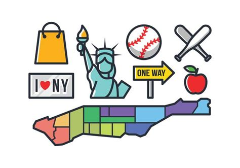 icon design nyc new york icons download free vector art stock graphics