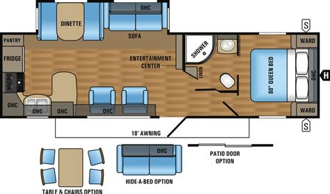 front kitchen rv floor plans travel trailer floor plans front kitchen 28 images