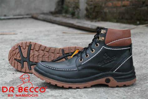 Sepatu Kulit Dr Becco Brown dr becco pusat sepatu handmade original bandung gudang
