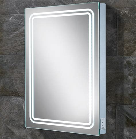 hib bathroom mirrors hib rotary led bathroom mirror 500 x 700mm 77416000 77416000