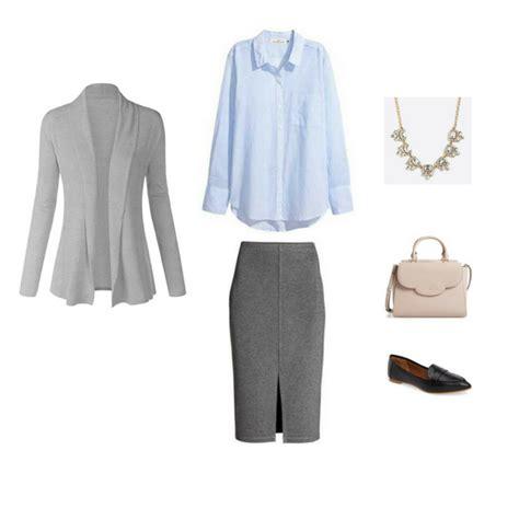 Workwear Capsule Wardrobe by Create A Workwear Capsule Wardrobe On A Budget 10
