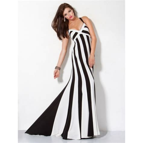 White And Black Dress black and white prom dress collection for 2015 fashion 2017