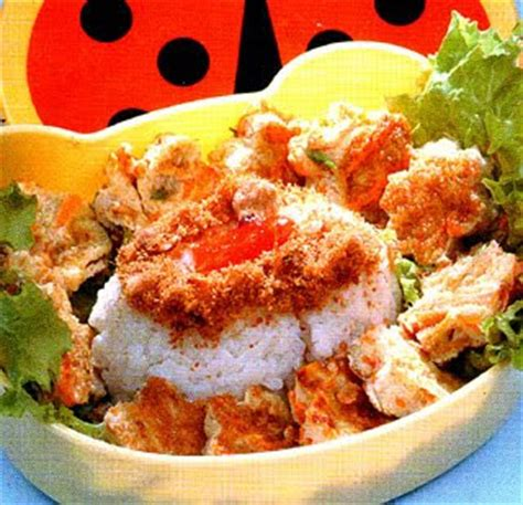 resep membuat nasi goreng gulung telur dadar lezat umi resep nasi dengan telur dadar sayur