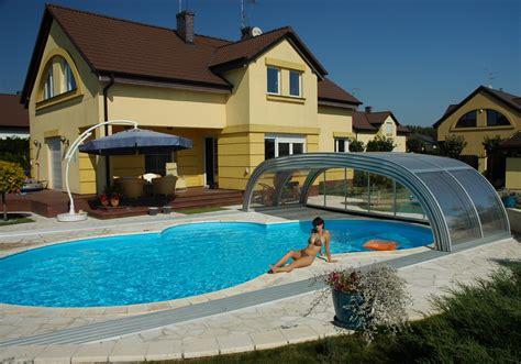 swimming pool enclosures residential retractable swimming pool enclosure residential indoor