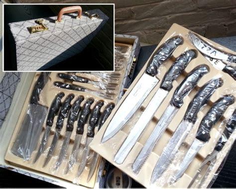 D257 Set Monalisa buytopia mona knife set