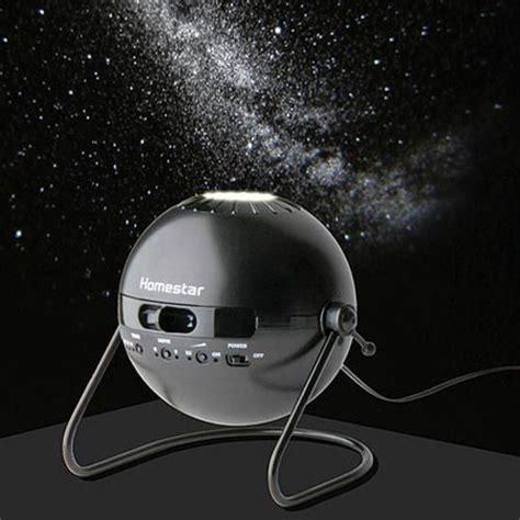 homestar optical projection system brings into