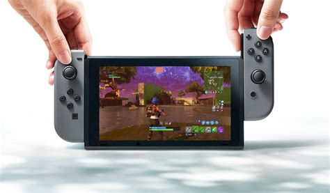 fortnite switch e3 leak fortnite is coming to the nintendo switch