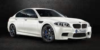 Bmw M5 White Bmw M5 Nighthawk And M5 White Shadow Launched Photos 1